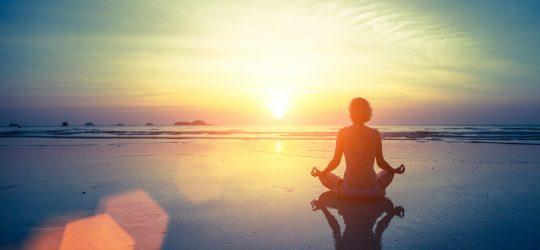 meditador playa