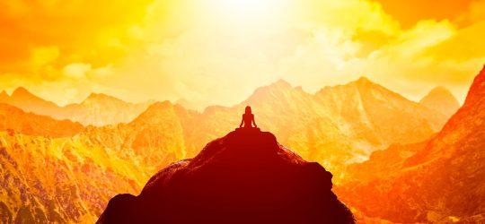 yogui montaña