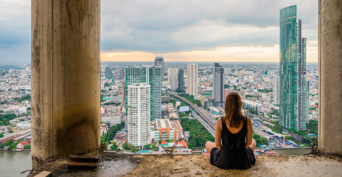 meditadora urbana